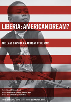 Photo of Liberia: American Dream?, a film by Michael Davie, Scott Bronstein, and Neil Barrett
